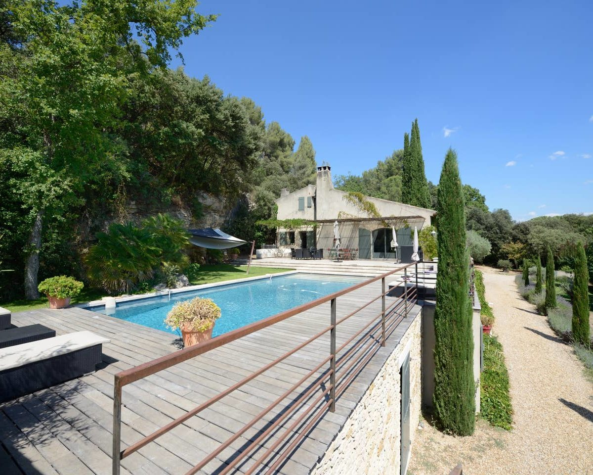 Villa Nirvana Rent-Our-Home Lourmarin Provence