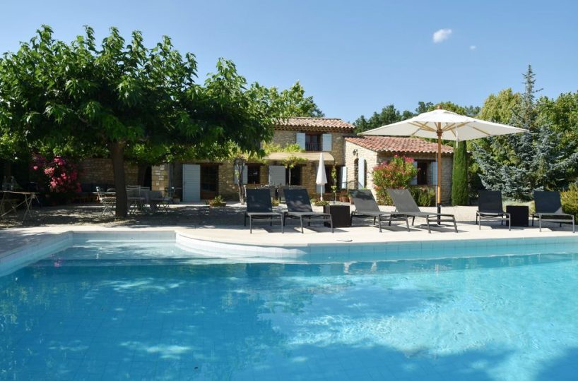 Saint Esteve Cucuron Provence Lourmarin Rent-Our-Home