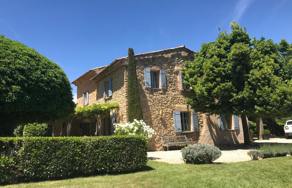 Le Mazet Lourmarin Provence Rent-our-Home
